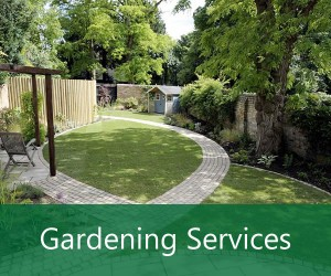 Gardening Services Garden Maintenance Services
