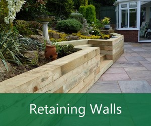 Retaining Wall Building